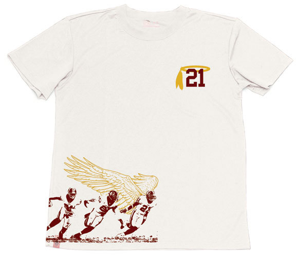 Sean Taylor Wings Front
